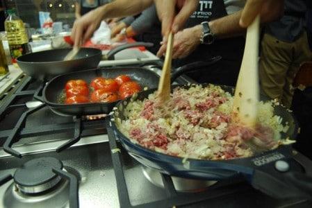מבשלים בקורס הבישול