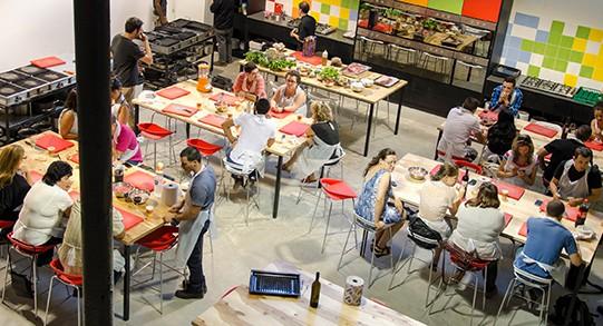 הסטודיו לבישול בתל אביב