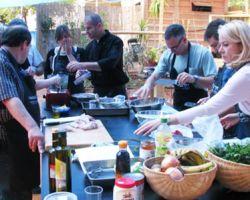 מבשלים בגינה