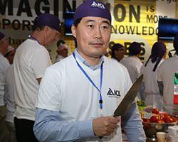 מתוך קרב סכינים - תחרות הבישול